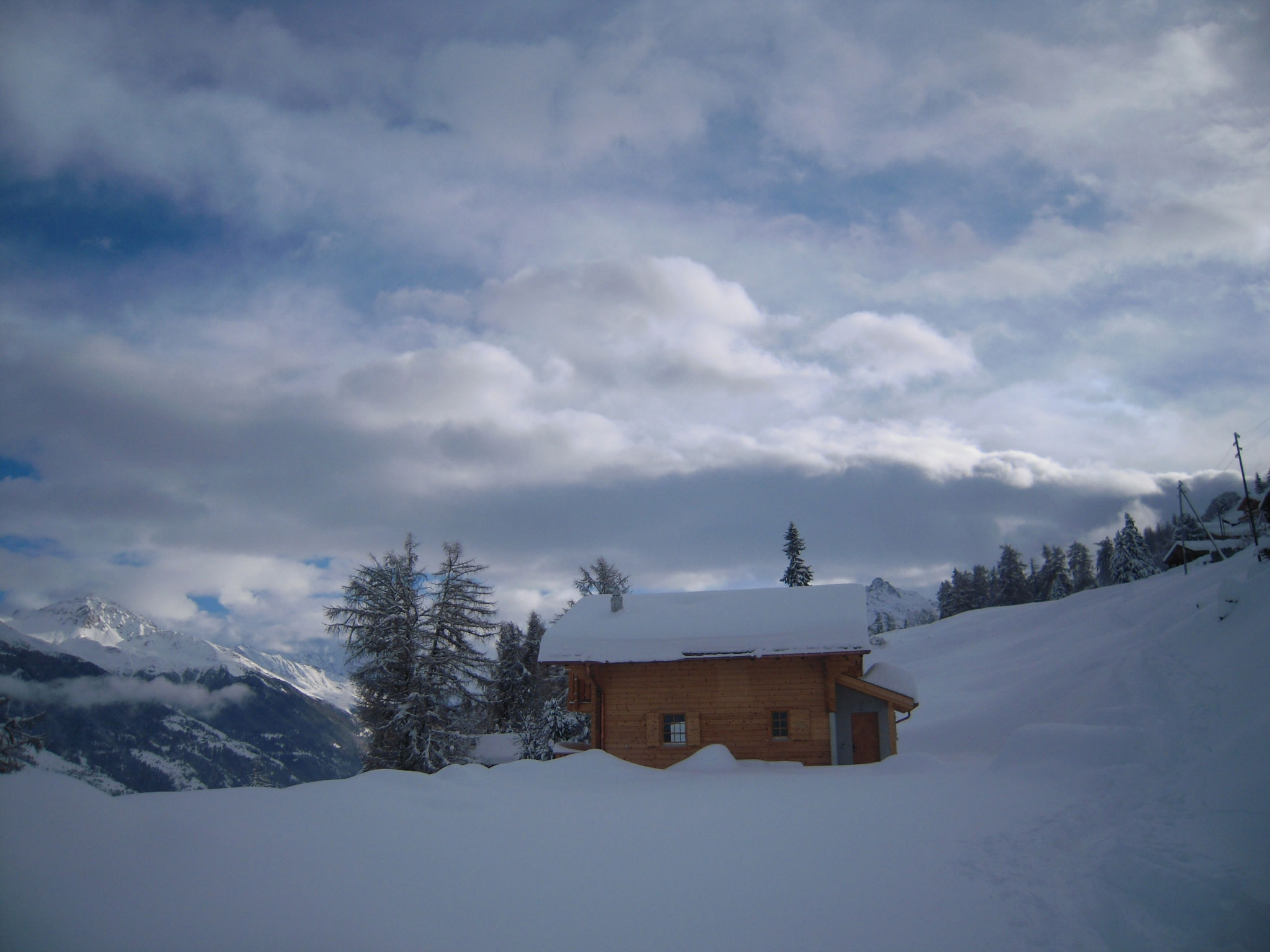 Chalet Rinduets Immobilier SA