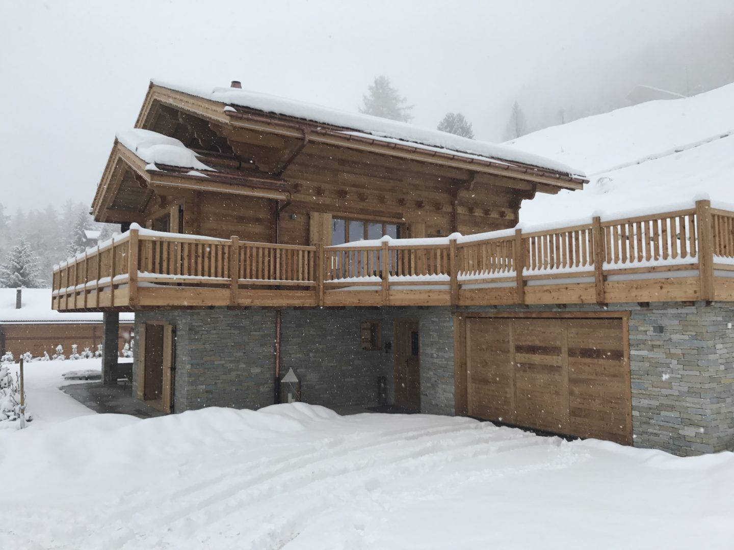 Chalets for rent